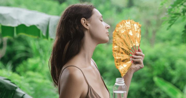 Jak ochłodzić ciało w gorące dni? – Monika Ptak-Korbacz